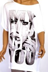 MAXI T-shirt(UY0389)