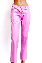 Pants with a  belt(1888188)